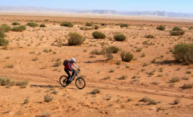 Aqaba Cycling