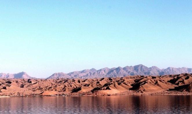 golden triangle Aqaba